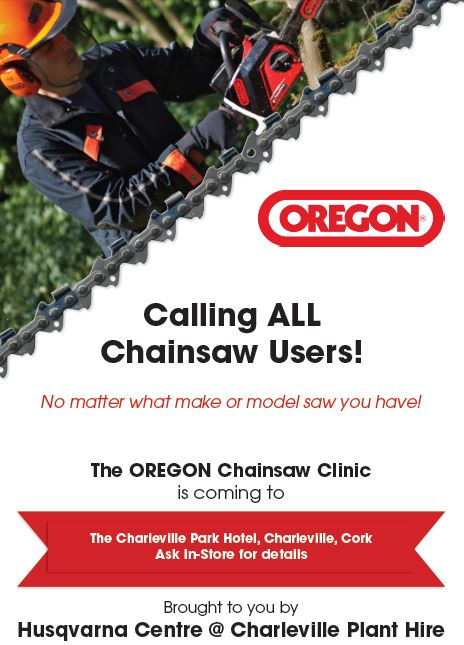 Calling all chainsaw users